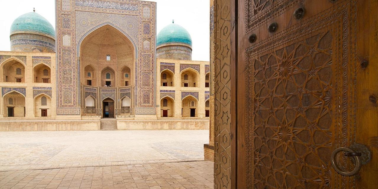 Excursion tours to Uzbekistan – In the footsteps of Tamerlane and Suleiman (8 days) 8 days / 7 nights