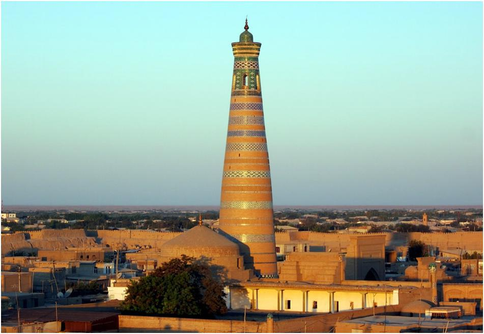 Bukhara is one of the most historical place of Uzbekistan